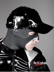 Image de Rubber baseball cap