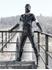Bild von Crossharness - rubber body harness
