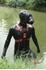 Image sur Y-shape body harness