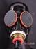 Bild von Fetishak GP5 gasmask blindfolds