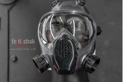 Bild von AirTube Shigematsu gasmask NATO40 fitting
